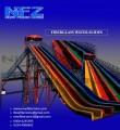 fiberglass water slides