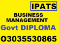 Experience based Diploma of Business Administration for Clerical and Administrative Personnel 03035530865