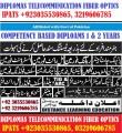 Fiber Optics Training (Professional) TELECOM TRAININGS - 2G, 3G, 4G Diplomas Certifications rawalpindi islamabad lahore quetta peshawar