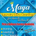Maya Laundry and Dry Cleaning service