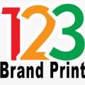 123 Brand Print
