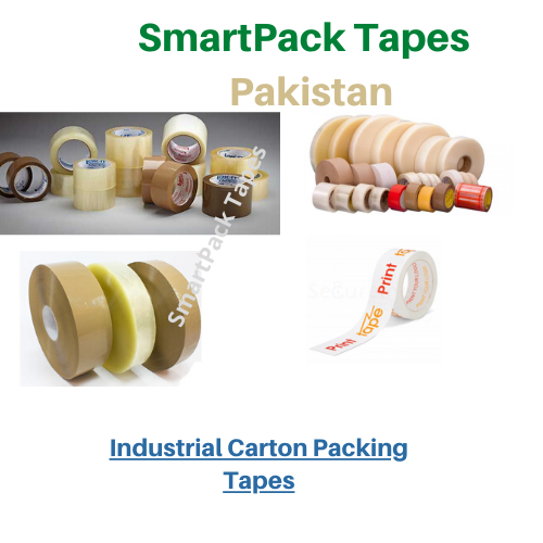 SmartPack Packing Tapes