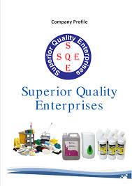 Superior Quality Enterprises