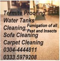 Superior High Care Pest Control and Cleaning Services-Termite Proofing