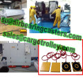 Air bearing casters is suitable for precise instruments