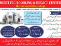 Multi Tech Cooling and Service Center, Wah Cantt