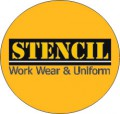 Stencil uniforms & work wear