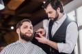 Hair cutting & Shaving Cutting, Baby and Baba Salon Home Service