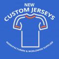 New Custom Jerseys