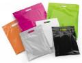 Plastic bags Die Cut Handle Bags