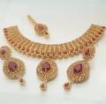 2021 Best Stylish Choker set Jewellery in Pakistan - Sadabahaar