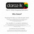 Daraz.pk: Online Shopping Store in Pakistan with Free Delivery