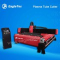 Pipe and sheet metal cnc plasma cutter with 65AMP Power for Pipe Profile and Sheet Metal Cutting