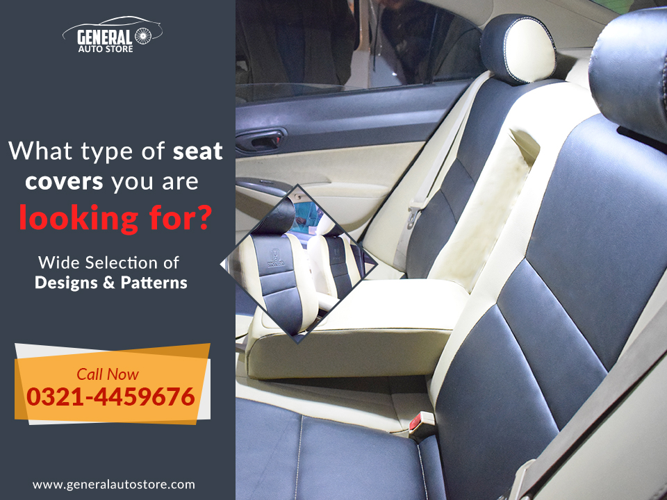 Buy Car Seat Covers Online In Pakistan Businessbook Pk