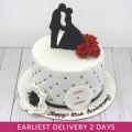 Wedding Anniversary Cake in Faisalabad