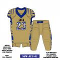 American Football Sports Uniform