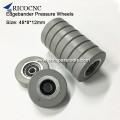 48x8x12mm Pressure Roller Wheels for Edge Banding Machine